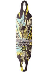 "Sector 9 Fractured - Platinum Series 40"" (102cm) Longboard Deck (blue)"