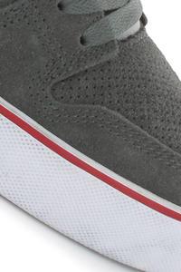 Emerica HSU Suede Schuh (dark grey grey red)