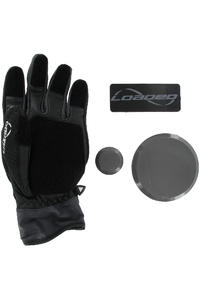 Loaded Race Gloves v.2 Slide Handschuhe (black)