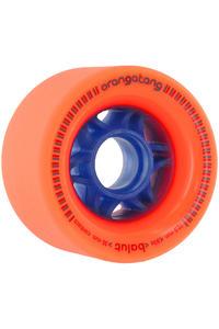 Orangatang Balut 72.5mm 80A Wheel 4er Pack  (orange)