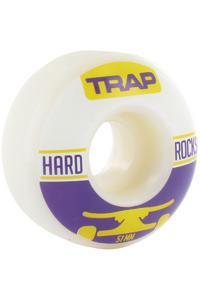Trap Skateboards Hard Rocks 51mm Rollen 4er Pack