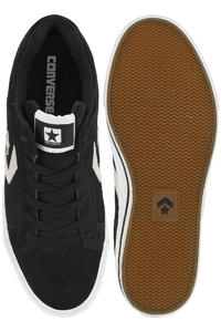 Converse Gates Ox Suede Schuh (black)