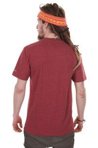 Cleptomanicx Möwe T-Shirt (heather dried tomato)