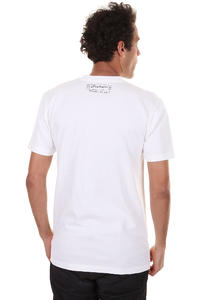 Cleptomanicx Rolla T-Shirt (white)