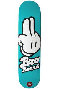 "MOB Skateboards Bro-Board 7.875"" Deck (blue)"