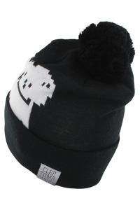 Cleptomanicx Snow Toast Mütze (black)