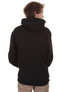 Cleptomanicx Zitrone Hoodie (black)