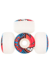 Spitfire Soft D´s 52mm 92A Rollen (white) 4er Pack