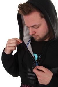 adidas Skateboarding SK Tref Zip-Hoodie (black)