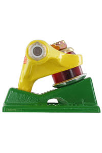 "Venture Trucks Color Rasta Low 5.0"" Achse (yellow green)"