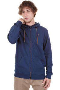 Volcom Icon Slim Zip-Hoodie (navy paint)