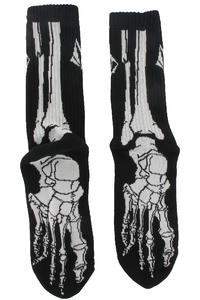 Volcom Marble Puppet Socken US 9-12  (bone)