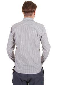 Volcom Ex Factor Stripe Hemd (black)