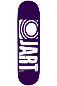 "Jart Skateboards Logo Basic SP12 8.375"" Deck (purple)"