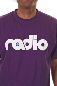 Radio OG Logo T-Shirt (purple)