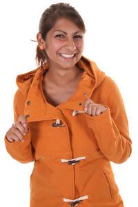 Volcom Preps Cool Toggle Jacket women (golden mustard)
