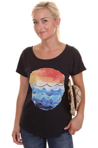 Vans Port Light T-Shirt women (black)