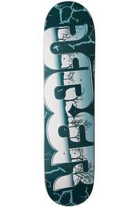 """Über Skateboards Chromes 7.75"""" Deck (blue)"""