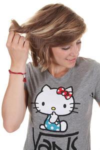 Vans x Hello Kitty Quiet T-Shirt women (black high risk red)