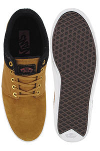 Vans Pacquard Suede Schuh (bronze black)