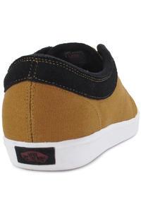 Vans Pacquard Suede Shoe (bronze black)