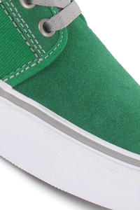 Vans Chukka Low Suede Shoe (green white)