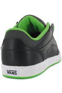 Vans Baxter Shoe (black pewter green flash)