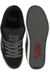 Vans Transistor Suede Schuh (black white)