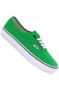 Vans Authentic Shoe (bright green black)