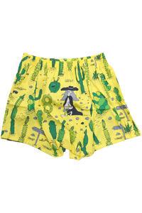 Lousy Livin Underwear Wanderlust Boxershorts (yellow)