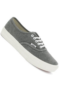 Vans Authentic Slim Schuh women (washed black)