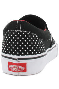 Vans Classic Slip-On Shoe women (hello kitty black red)