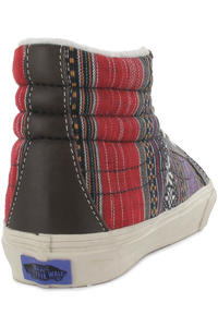 Vans Sk8-Hi Slim Shoe women (guate stripe demitasse turtledov)