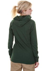 Forvert Hilgi Hoodie women (green black)