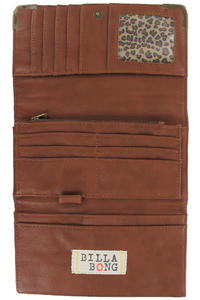 Billabong Linne Wallet women (chocolate)