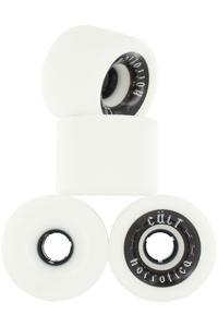 Cult The Hurtler 72mm 78A Rollen 4er Pack  (white)