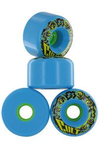Cult Classic 70mm 80A Rollen 4er Pack (blue)