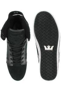 Supra Skytop Suede FA12 Schuh (black croc white)