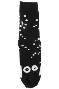 Cleptomanicx Aal Socken 3er Pack US 7-9  (black white)