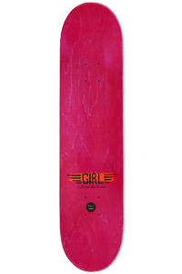 "Girl Capaldi BA Wings 7.81"" Deck (orange)"
