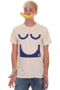Girl Halfpiping Premium T-Shirt (cream)