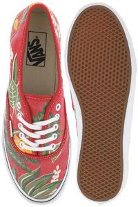 Vans Authentic Slim Schuh women (red hawaiian)