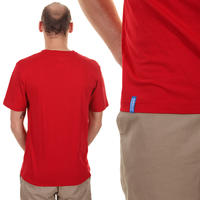 adidas Skateboarding Logo 2 T-Shirt (university red)