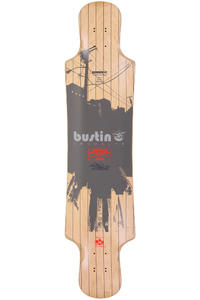 """Bustin Boombox 42.5"""" (108cm) Longboard Deck (limited edition)"""
