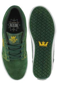 Supra Amigo Suede Schuh (green white)