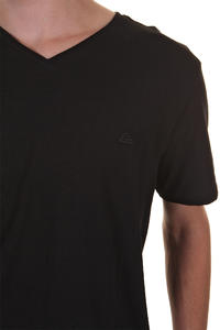 Quiksilver Basic V T-Shirt (black)