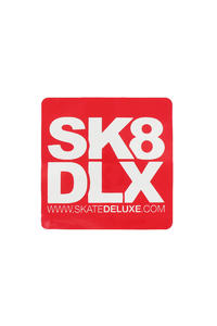 SK8DLX Hard 2 Skate-Tool (red)