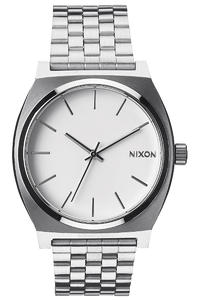 Nixon The Time Teller Uhr (white)