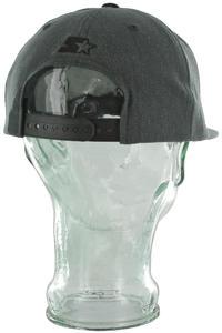 Nixon Deepdown Marle SP12 Cap (black heather)