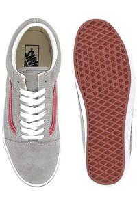Vans Old Skool Shoe (flint grey chili)